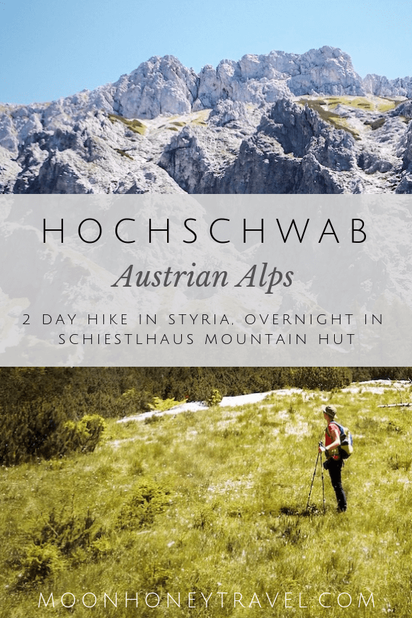 Hochschwab Mountains and Schiestlhaus Mountain Hut Hike, Styria, Austrian Alps