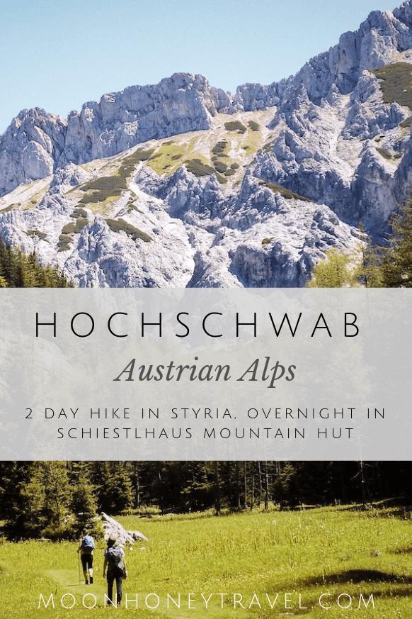 Hochschwab: Wanderung zum Schiestlhaus (1-2 Tagestour) Österreich