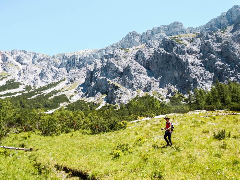 Hochschwab Mountains and Schiestlhaus Hut Hike, Upper Styria, Austria