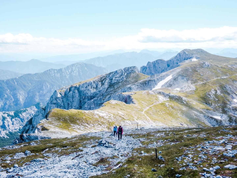 Hochschwab Summit Hike, Styria, Austria