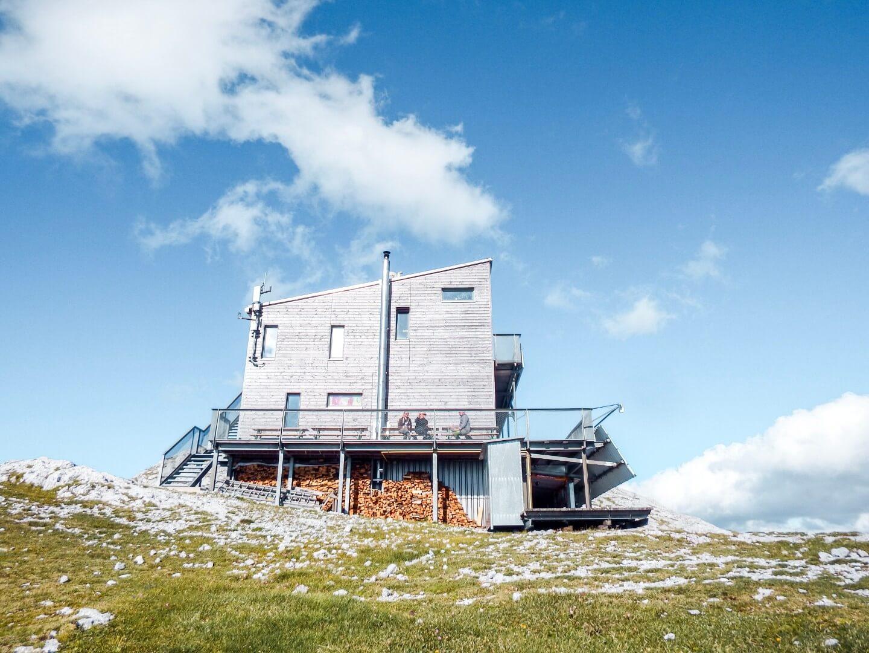 Schiestlhaus Mountain Hut, Hochschwab Mountains
