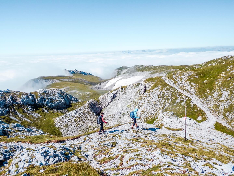 Hochschwab Hiking Tour, Styria, Austria