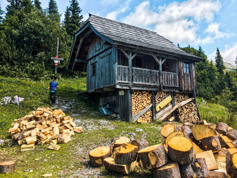 Häuslalm, Hochschwab Hike, Styria, Austria