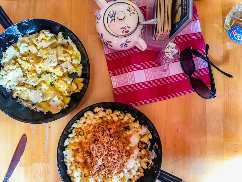 Häuslalm Lunch, Hochschwab Hike, Styria, Austria