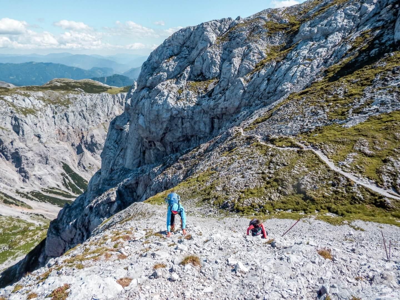 Hochschwab Summit and Schiestlhaus Trail, Styria, Austria