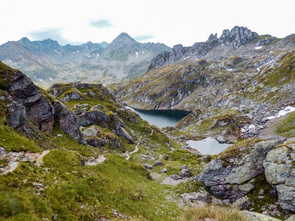 Brettersee, Schladminger Tauern High Trail Stage 1