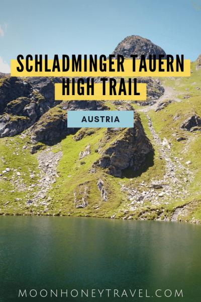 Schladminger Tauern High Trail, Styria, Austria