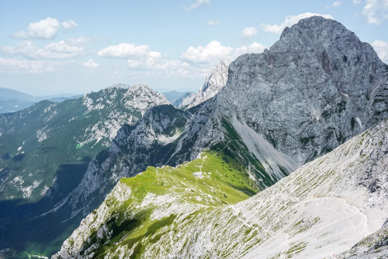 Kamnik Saddle, Kamniška koča na Kamniškem sedlu , Hiking Kamnik-Savinja Alps, Slovenia | Moon & Honey Travel