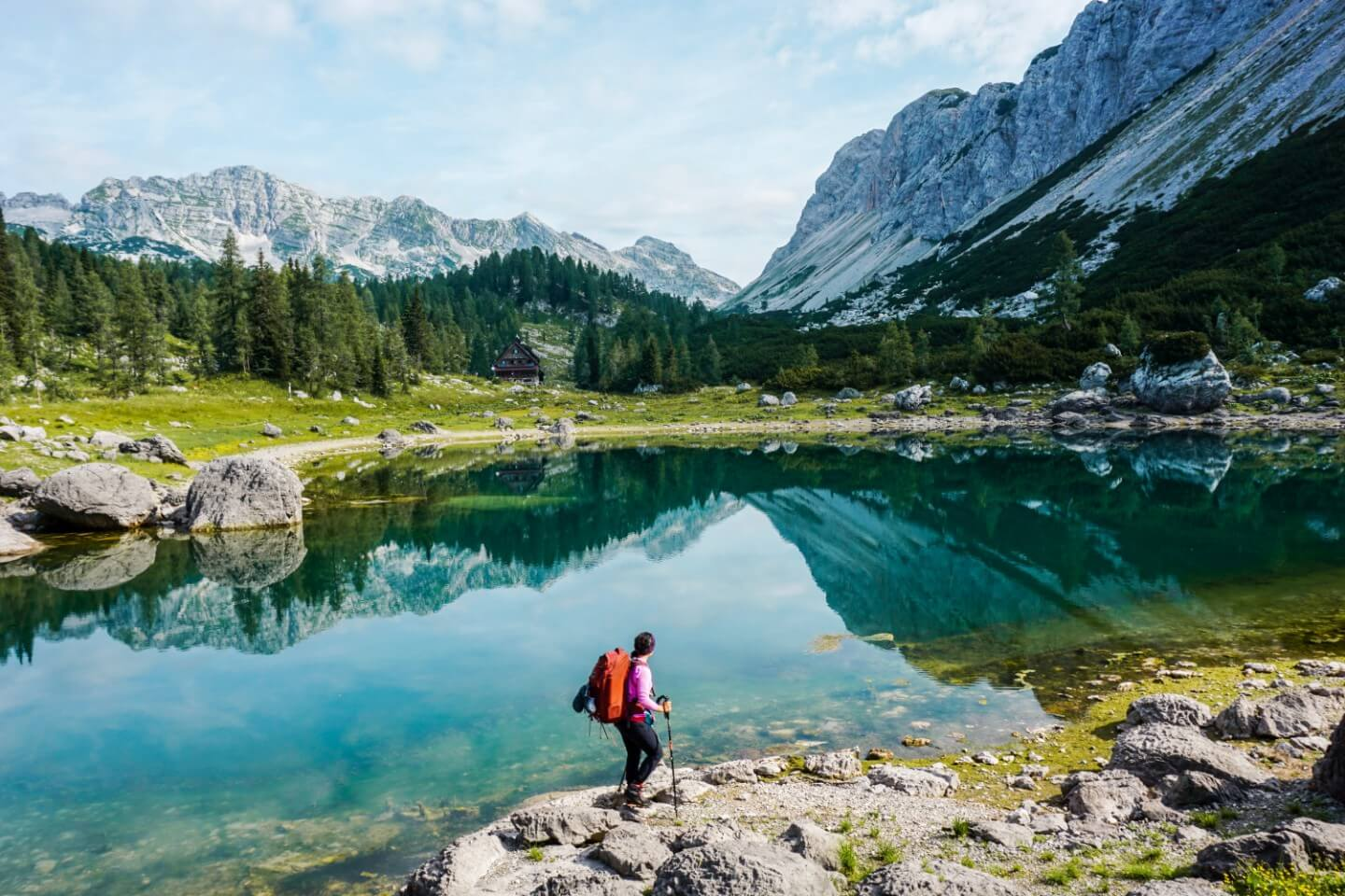 Seven Lakes Valley, Slovenia, Best Day Hikes in Europe