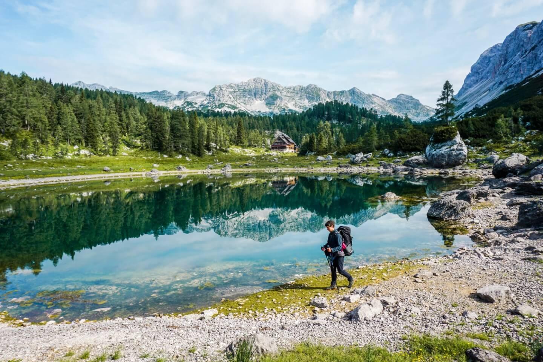 Koča pri Triglavskih jezerih, Triglav National Park, Seven Lakes Valley, Slovenia- 7 Amazing Hikes in Slovenia you've never heard of | Moon & Honey Travel