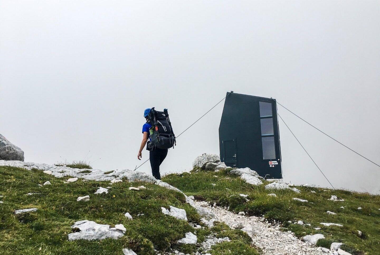 Bivak Pavla Kemperla pod Grintovcem, Hiking Kamnik-Savinja Alps, Slovenia, 4 Day Hiking Tour | Moon & Honey Travel