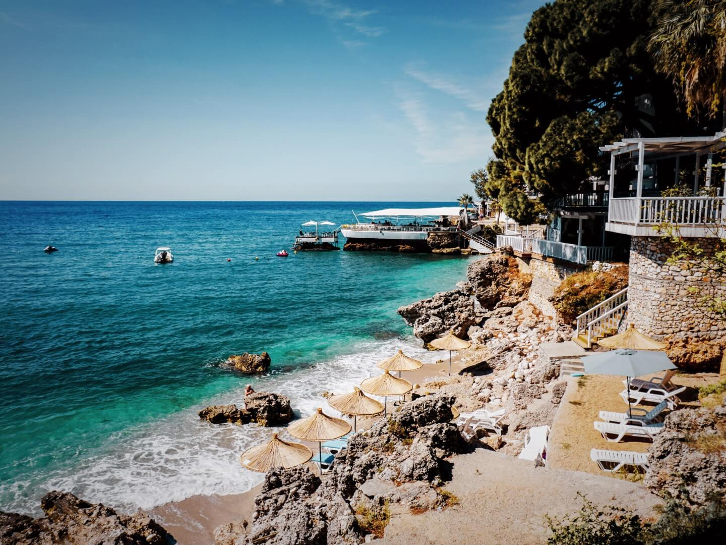 Dhermi, Albanian Riviera, How to plan a 2 week Albanian Trip, Albania Itinerary