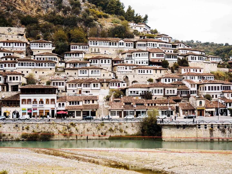 Berat, Town of a Thousand Windows, Albania