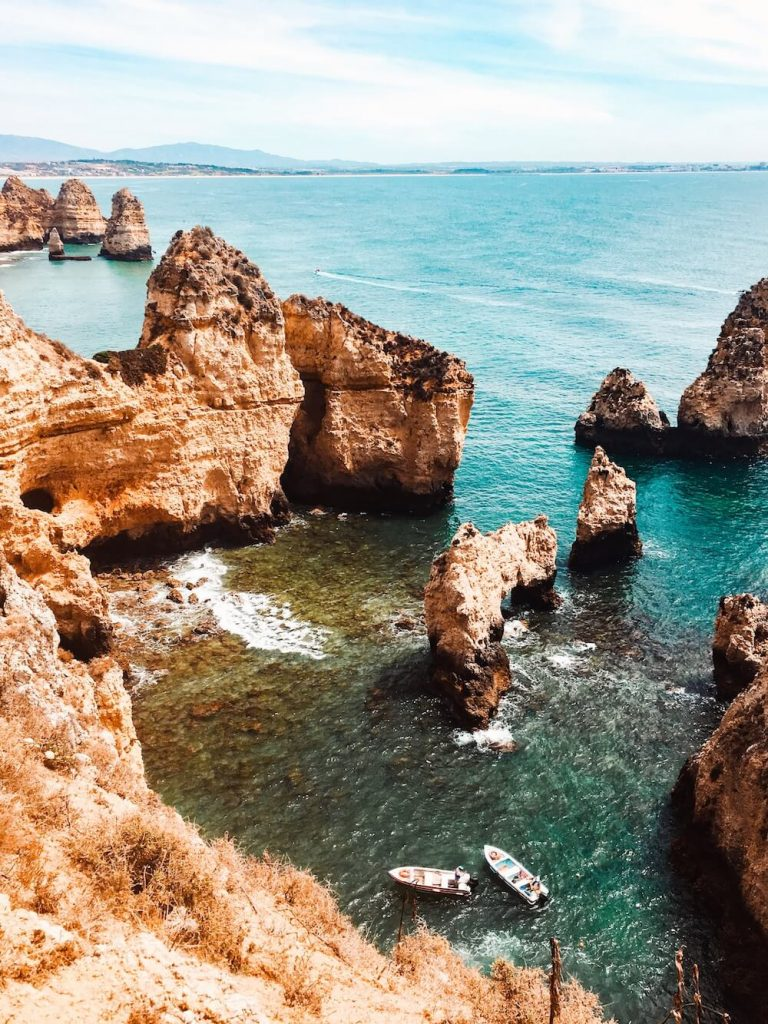 Ponta da Piedade, Algarve, Portugal Travel Guide - where to go, what to experience, where to stay, what to eat and drink