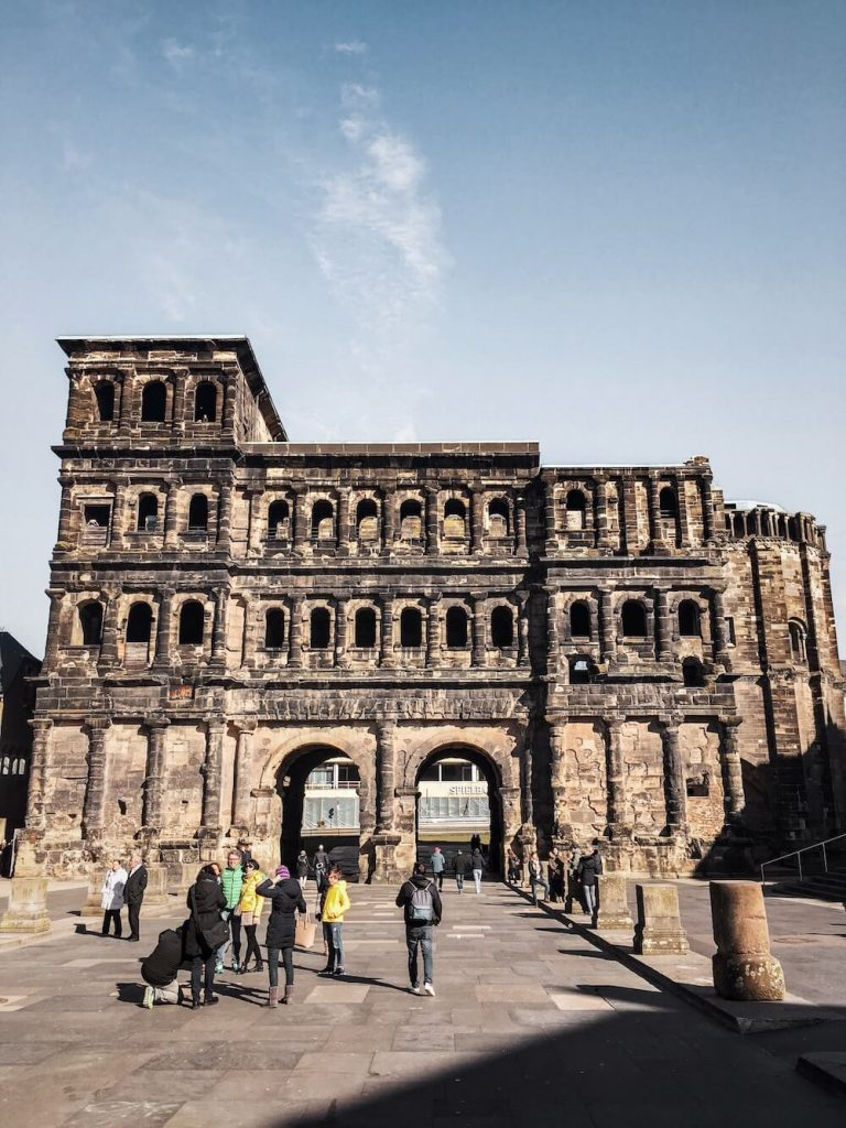 Porta Nigra, Trier, Moselle Valley Travel Guide