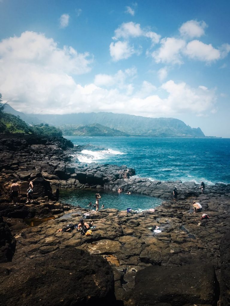 Queen's Bath, What to do in Kauai, Hawaii | Kauai Travel Guide