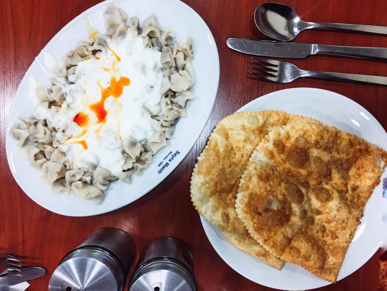 Sayla Manti, Kadıköy-Moda, Where to Eat and Drink in Moda, Istanbul Food Guide