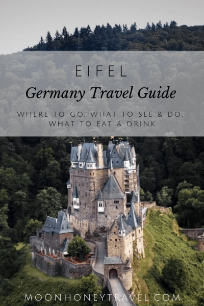 Eifel Germany Travel Guide - where to go, what to see and do, what to eat