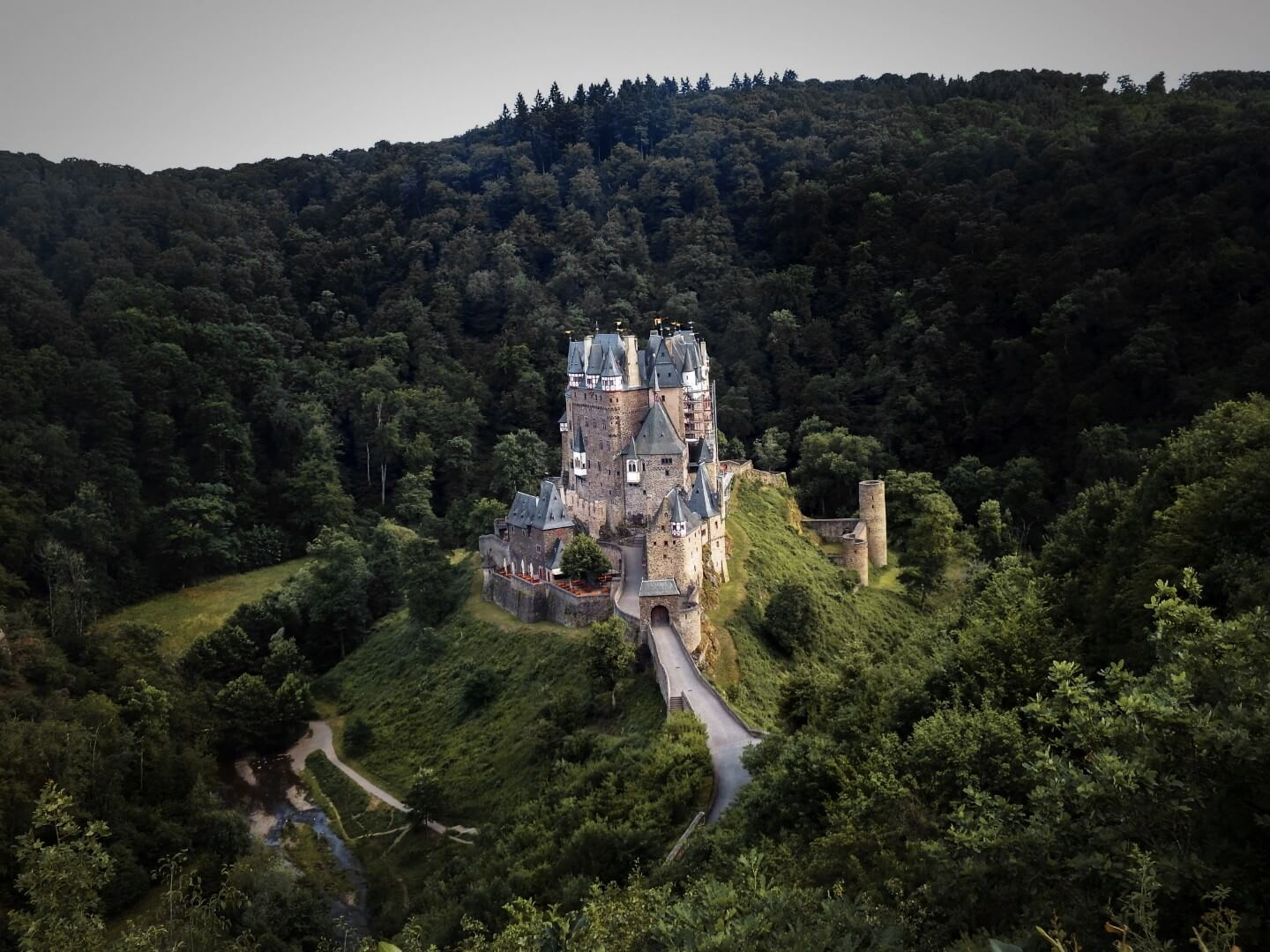 Burg Eltz, Eifel, Germany Travel Guide