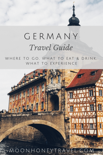 Germany Travel Guide, where to go, what to experience, what to eat and drink, getting around in Germany