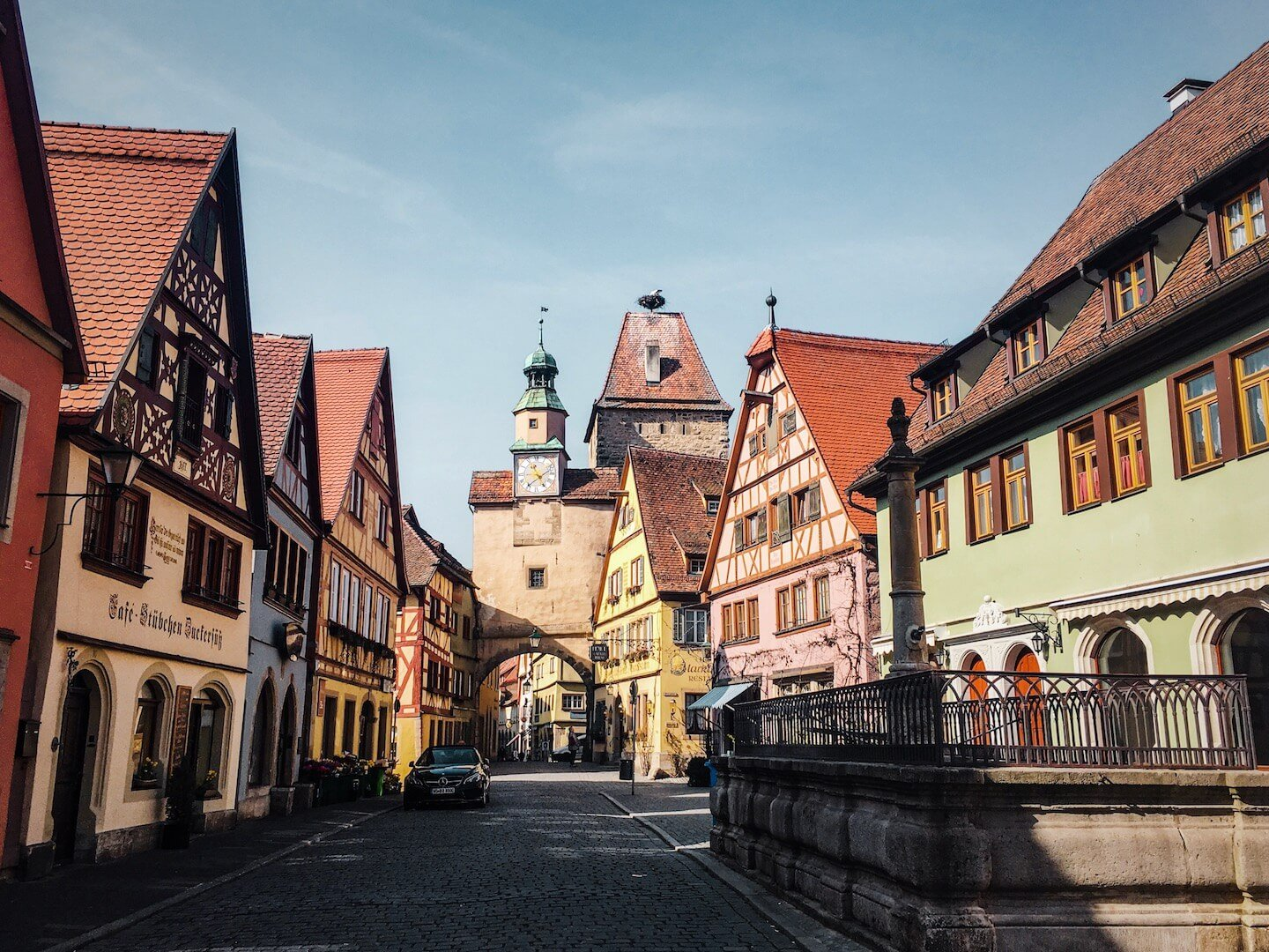 Rothenburg ob der Tauber, Germany Travel Guide - where to go, what to see, what to experience, what to eat and drink
