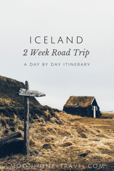Iceland 2 Week Road Trip, A Day by Day Itinerary