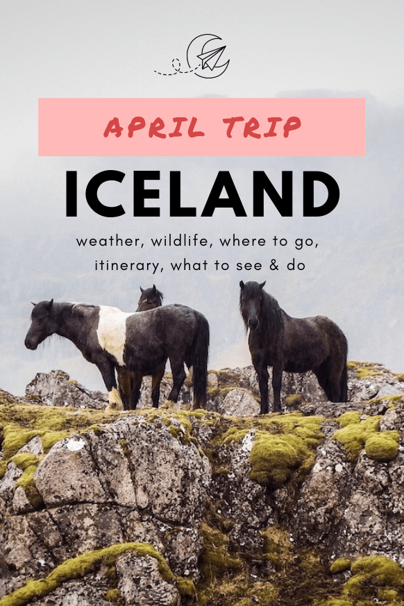 Iceland in April - Trip Planning