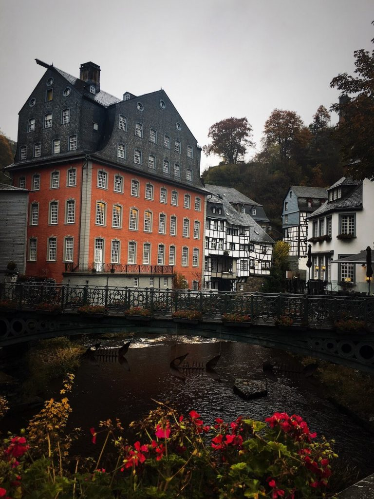 Monschau, Eifel region Germany, travel guide