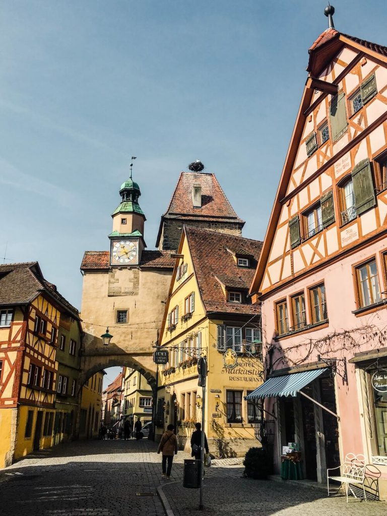 Rothenburg ob der Tauber, Germany Travel Guide