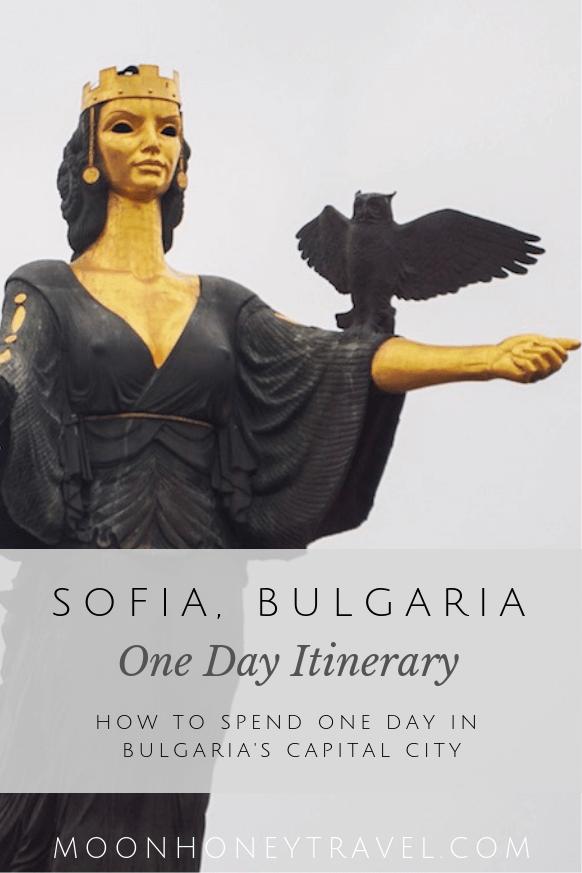 Sofia Bulgaria One Day Itinerary
