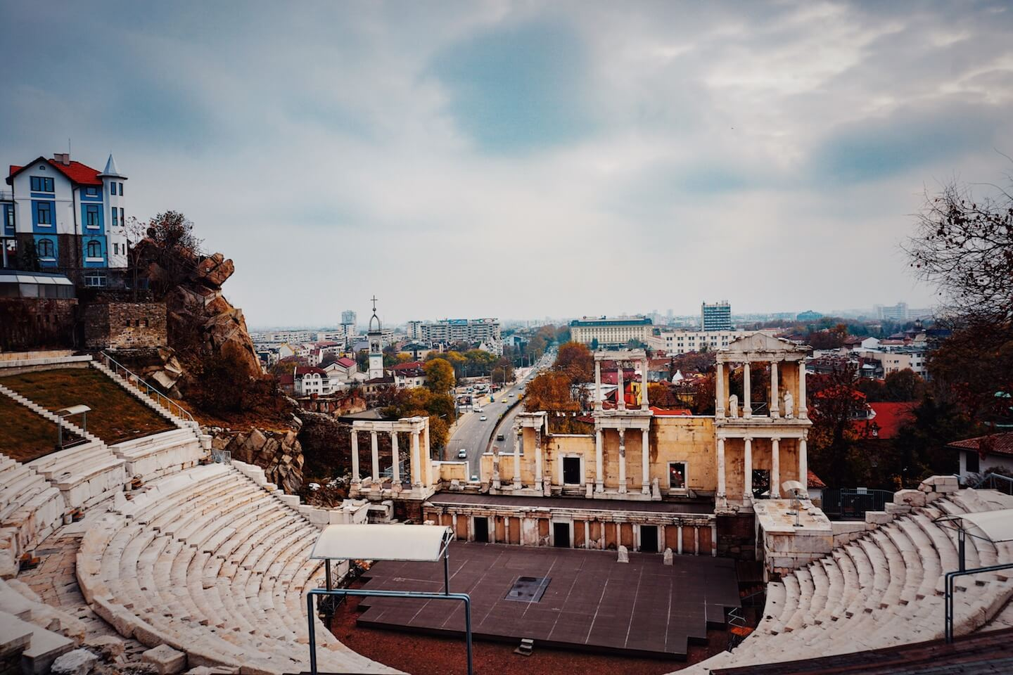 Ancient theatre of Philipoppol, Best Things to Do in Plovdiv, Bulgaria - Wine Edition
