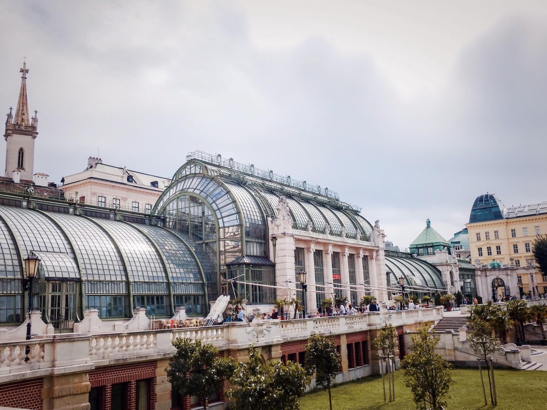 Palmenhaus, Vienna City Guide, Austria