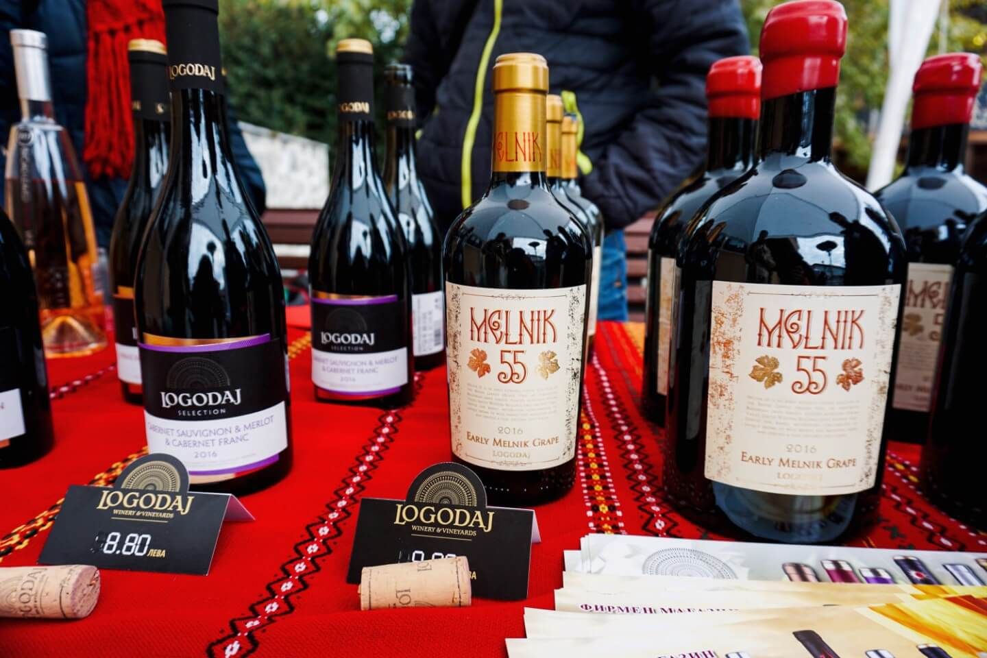 Melnik 55, Young Wine Festival in Plovdiv | 6 things we learned while wine tasting in Bulgaria