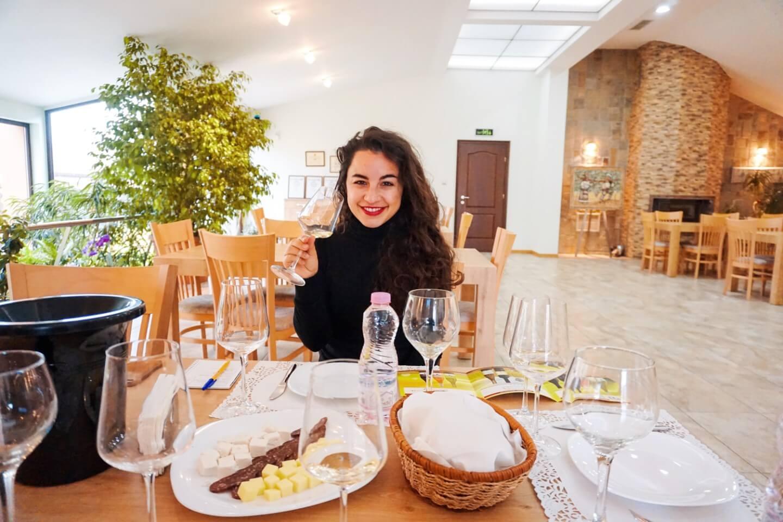Villa Yustina Wine Tasting | 6 Things We Learned While Wine Tasting in Bulgaria