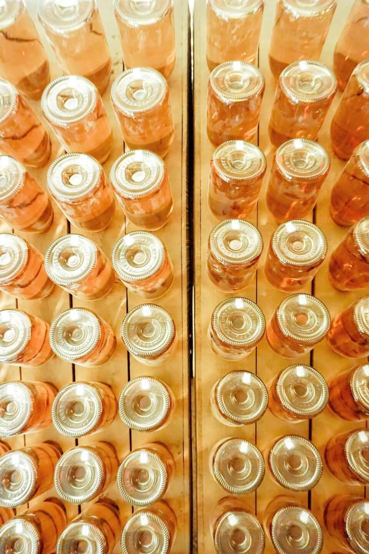 Bottle-Fermented sparkling wine, Schlumberger Cellar World, Vienna Hidden Gem, Austria