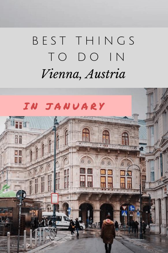 Things to do in Vienna in January, Austria #vienna #austriatravel #austria
