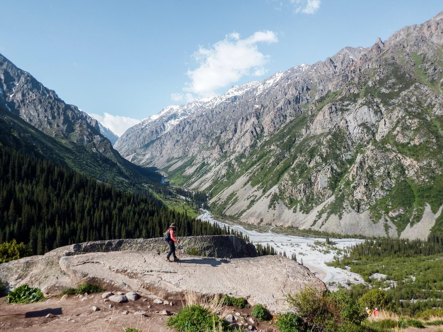 Best Bishkek Day Trip: Hike to Ak-Sai Glacier in Ala Archa ...