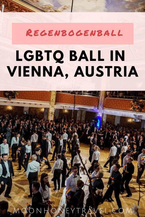 Vienna Rainbow Ball - Wiener Regenbogen Ball - LGBTQ Viennese Ball, Austria