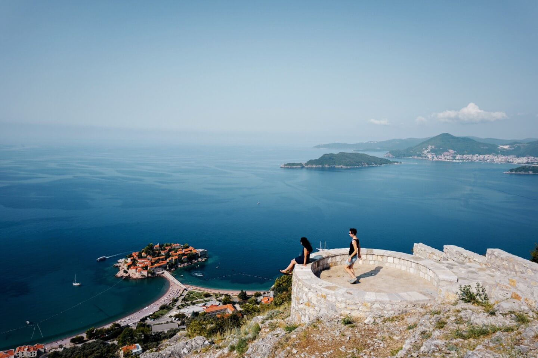 Budva Riviera, Montenegro Travel Itinerary
