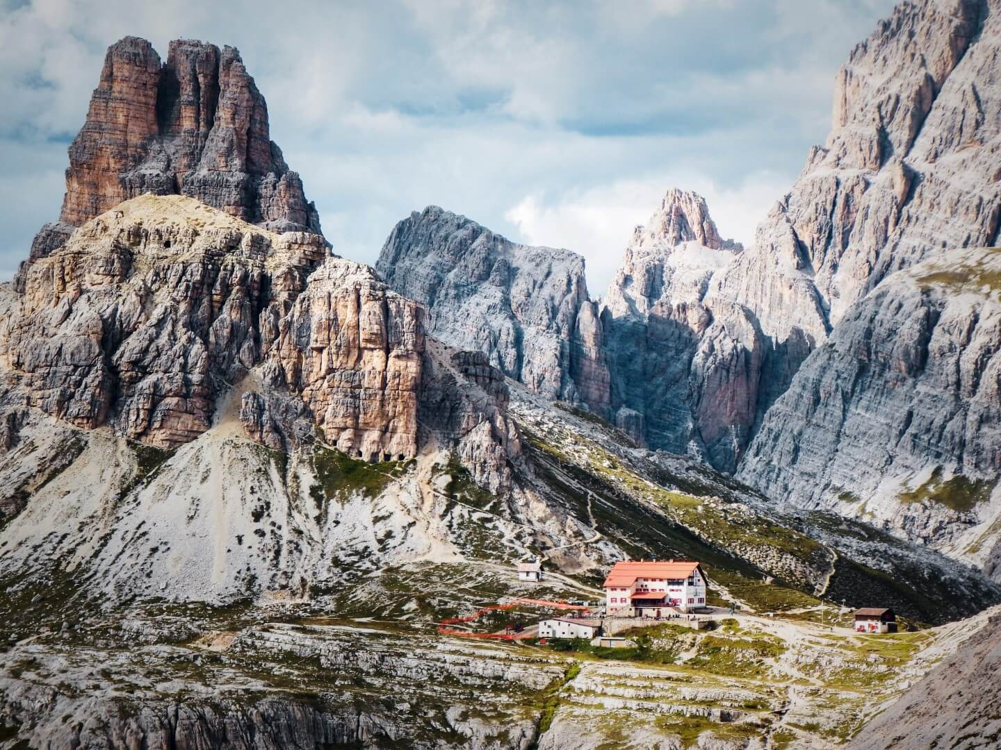 Dolomites Travel Guide - Hiking in Tre Cime Natural Park