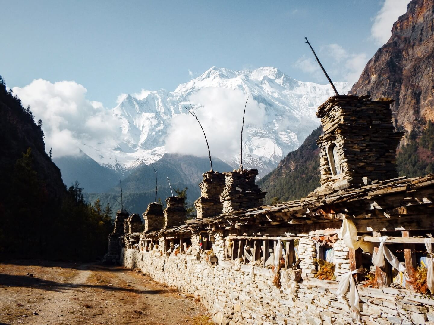A Guide to Trekking Annapurna Circuit Independently, Nepal