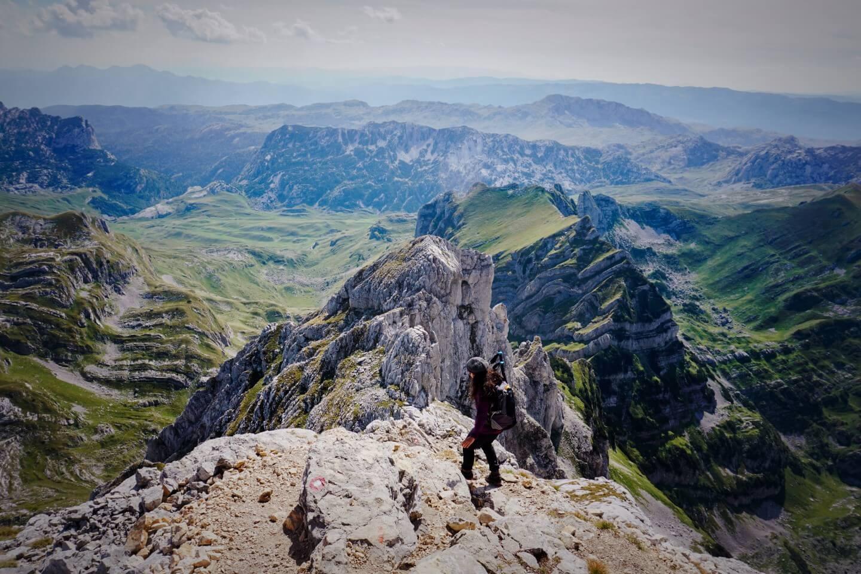Bobotov Kuk Summit Hike, Durmitor National Park