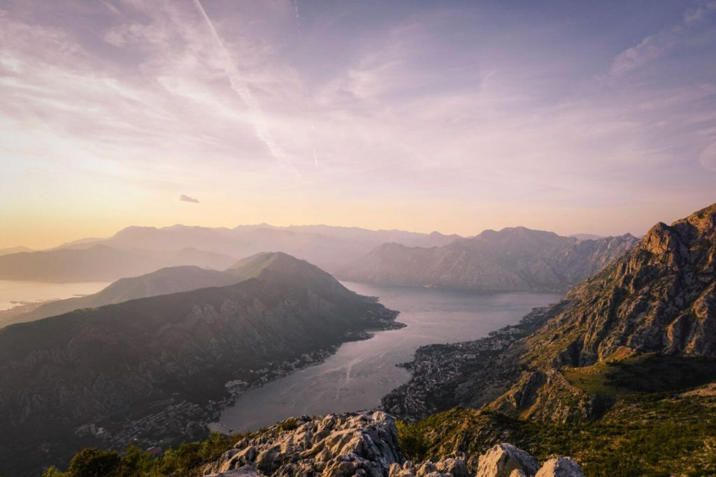 Hiking in Montenegro, Kotor