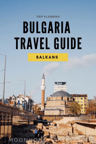 Bulgaria Travel Guide - Travel the Balkans