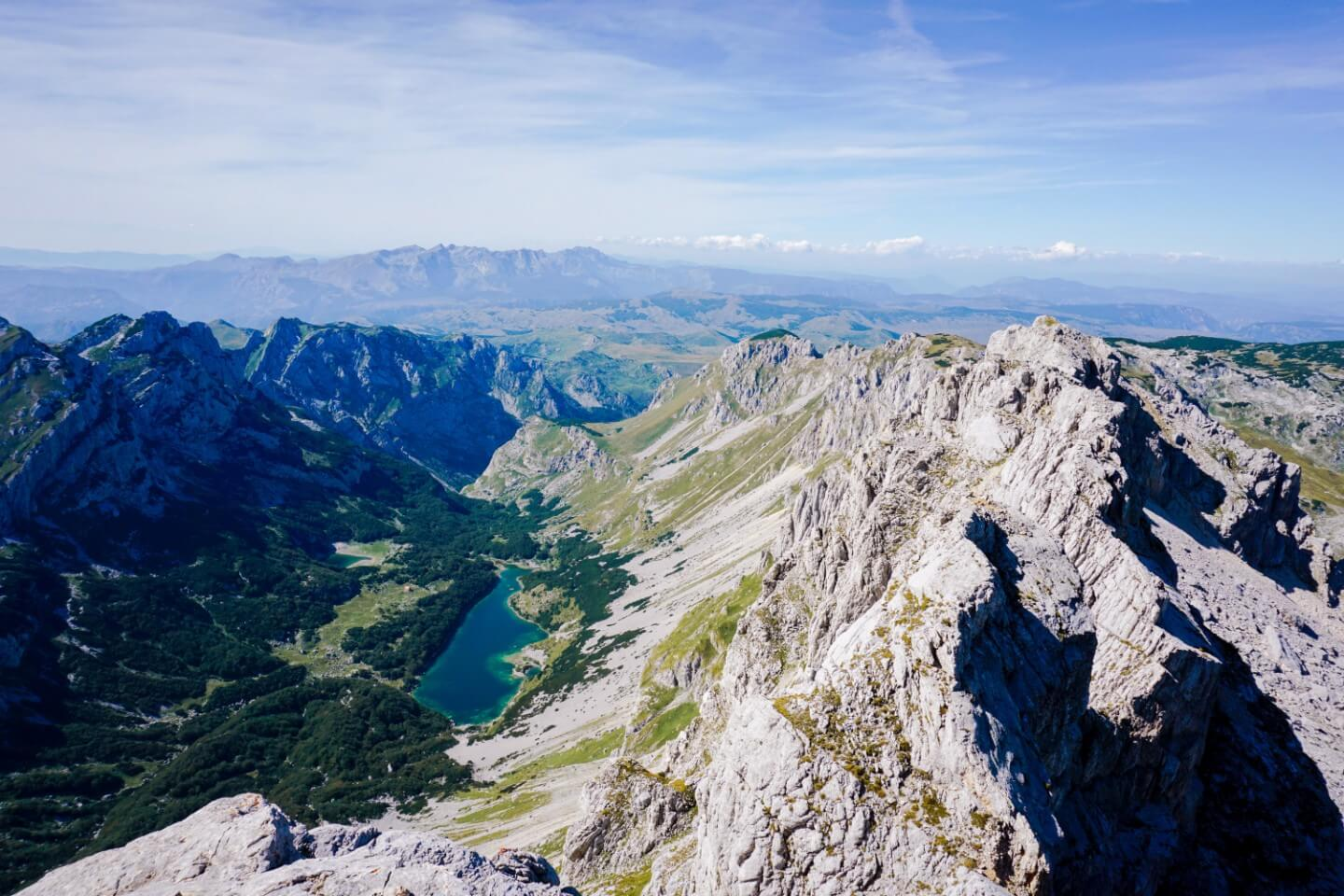 Durmitor National Park Hiking Guide - Bobotov Kuv Summit