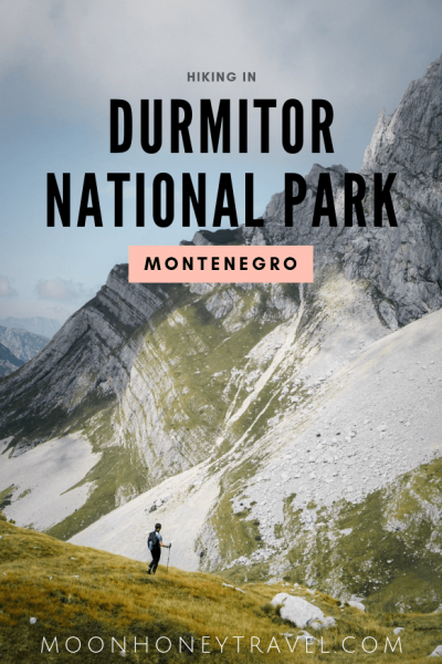 Durmitor National Park Hiking Trails, Montenegro