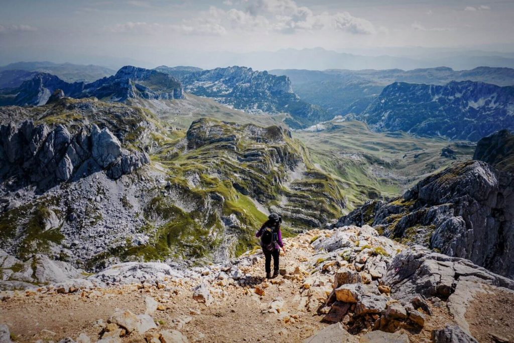 Hiking in Montenegro - Durmitor National Park