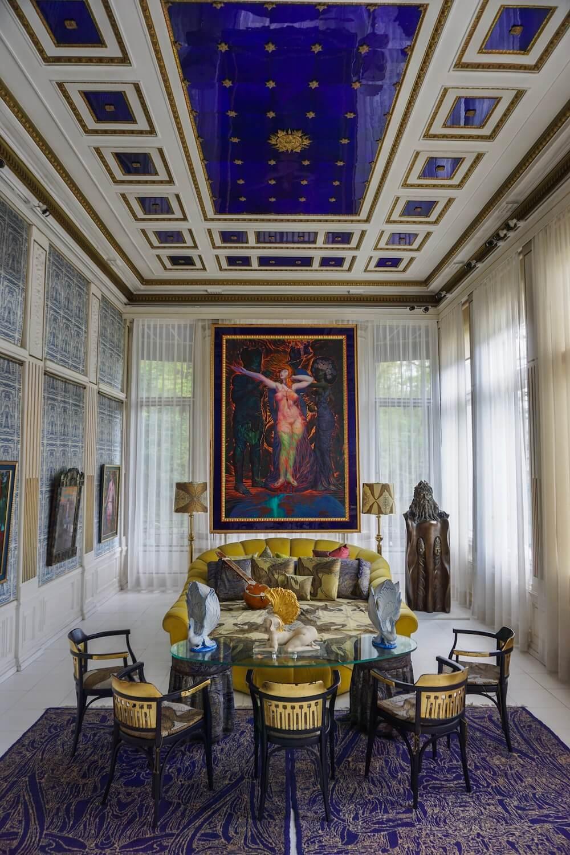 Otto Wagner Villa, Ernst Fuchs Museum, Vienna Hidden Gems