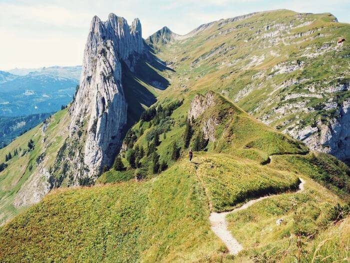 Hiking in the Alpstein, Switzerland, Hiking Destinations around the World | Moon & Honey Travel - the Hiking Blog for Travelers