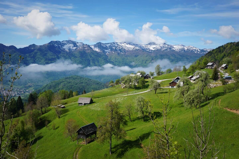 Podjelje, Pokljuka Plateau, Slovenia - top places to see in Pokljuka
